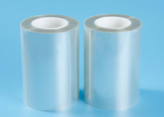 Good Quality Color PET Film & Stretch Transparent Mylar Film , Customized Dimension Transparent Plastic Sheet Roll on sale