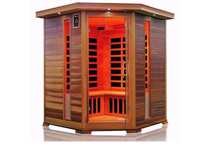 portable outdoor 4 person infrared sauna mini infrared dry sauna room. Black Bedroom Furniture Sets. Home Design Ideas