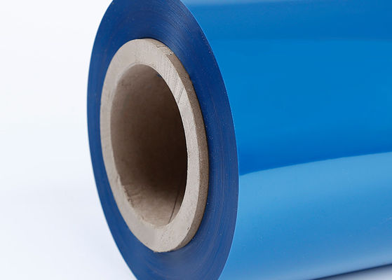 Moisture Proof Colored Polyester Film , Anti Static Heat Resistant Polyester Film