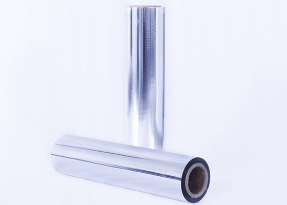 Capacitor Insulation Metalized PET Film Customized Length / Width