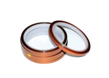 Insulation Casting Kapton Adhesive Tape , PCB Board Kapton Polyimide Tape